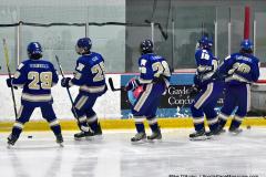 CIAC Ice Hockey; L.H.- H-K, Cogin. 8 vs Newtown 1 - Photo # (94)