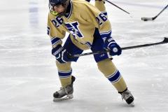 CIAC Ice Hockey; Newtown 2 vs. Daniel Hand 6 - Photo # 127