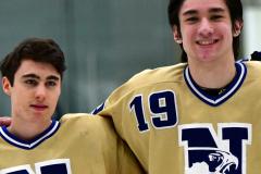 CIAC Ice Hockey; Newtown 2 vs. Daniel Hand 6 - Photo # 2071