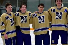 CIAC Ice Hockey; Newtown 2 vs. Daniel Hand 6 - Photo # 2082