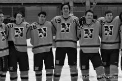 CIAC Ice Hockey; Newtown 2 vs. Daniel Hand 6 - Photo # 2085