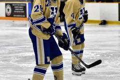 CIACT D3 Ice Hockey; #8 Newtown 7 vs. #9 Wilton 2 - Photo # 243