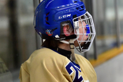 CIAC Ice Hockey; Focused on Newtown 7 vs. Mt. Everett 1 - Photo 823