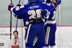 CIAC Ice Hockey; L.H.- H-K, Cogin. 8 vs Newtown 1 - Photo # (832)
