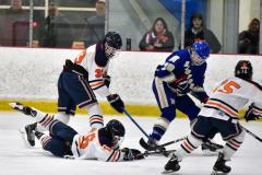 CIAC Ice Hockey; L.H.- H-K, Cogin. 8 vs Newtown 1 - Photo # (945)