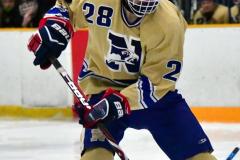CIAC Ice Hockey; Newtown 2 vs. Daniel Hand 6 - Photo # 1064