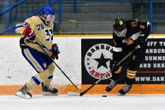 CIAC Ice Hockey; Newtown 2 vs. Daniel Hand 6 - Photo # 1373