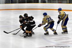 CIAC Ice Hockey; Newtown 2 vs. Daniel Hand 6 - Photo # 1488