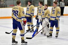 CIAC Ice Hockey; Newtown 2 vs. Daniel Hand 6 - Photo # 404