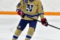 CIAC Ice Hockey; Newtown 2 vs. Daniel Hand 6 - Photo # 626