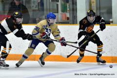 CIAC Ice Hockey; Newtown 2 vs. Daniel Hand 6 - Photo # 637
