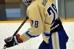 CIAC Ice Hockey; Newtown 2 vs. Daniel Hand 6 - Photo # 676