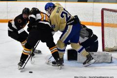 CIAC Ice Hockey; Newtown 2 vs. Daniel Hand 6 - Photo # 685