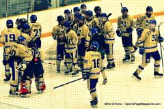 CIACT D3 Ice Hockey; #8 Newtown 7 vs. #9 Wilton 2 - Photo # 2224