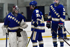Gallery CIAC Ice Hockey; Northeastern 4 vs. Newtown 3 - Photo # 1151