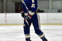 Gallery CIAC Ice Hockey; Northeastern 4 vs. Newtown 3 - Photo # 1486