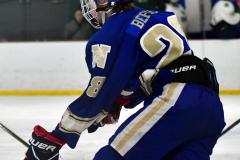 Gallery CIAC Ice Hockey; Northeastern 4 vs. Newtown 3 - Photo # 1697