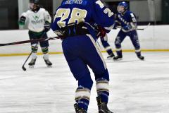 Gallery CIAC Ice Hockey; Northeastern 4 vs. Newtown 3 - Photo # 1726