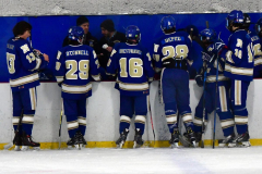 Gallery CIAC Ice Hockey; Northeastern 4 vs. Newtown 3 - Photo # 1852