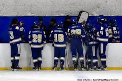 Gallery CIAC Ice Hockey; Northeastern 4 vs. Newtown 3 - Photo # 1855