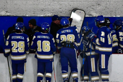 Gallery CIAC Ice Hockey; Northeastern 4 vs. Newtown 3 - Photo # 1857