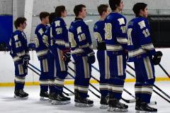 Gallery CIAC Ice Hockey; Northeastern 4 vs. Newtown 3 - Photo # 226
