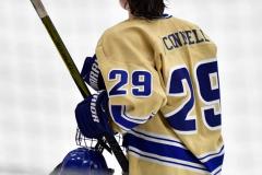 CIAC Ice Hockey; Focused on Newtown 7 vs. Mt. Everett 1 - Photo 1144