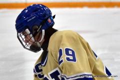 CIAC Ice Hockey; Focused on Newtown 7 vs. Mt. Everett 1 - Photo 124