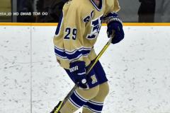 CIAC Ice Hockey; Focused on Newtown 7 vs. Mt. Everett 1 - Photo 187