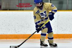 CIAC Ice Hockey; Focused on Newtown 7 vs. Mt. Everett 1 - Photo 189