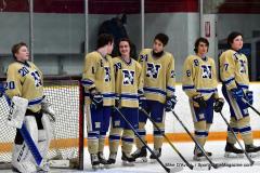CIAC Ice Hockey; Focused on Newtown 7 vs. Mt. Everett 1 - Photo 259