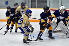 CIAC Ice Hockey; Focused on Newtown 7 vs. Mt. Everett 1 - Photo 349