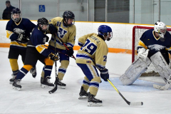 CIAC Ice Hockey; Focused on Newtown 7 vs. Mt. Everett 1 - Photo 351