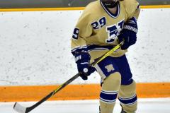 CIAC Ice Hockey; Focused on Newtown 7 vs. Mt. Everett 1 - Photo 373