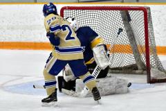 CIAC Ice Hockey; Focused on Newtown 7 vs. Mt. Everett 1 - Photo 395