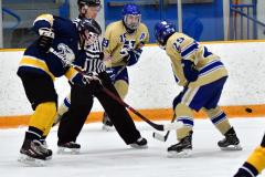 CIAC Ice Hockey; Focused on Newtown 7 vs. Mt. Everett 1 - Photo 477