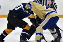 CIAC Ice Hockey; Focused on Newtown 7 vs. Mt. Everett 1 - Photo 492