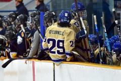 CIAC Ice Hockey; Focused on Newtown 7 vs. Mt. Everett 1 - Photo 596