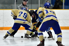 CIAC Ice Hockey; Focused on Newtown 7 vs. Mt. Everett 1 - Photo 667