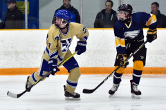 CIAC Ice Hockey; Focused on Newtown 7 vs. Mt. Everett 1 - Photo 674