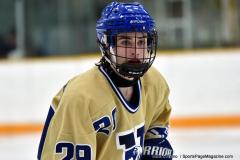 CIAC Ice Hockey; Focused on Newtown 7 vs. Mt. Everett 1 - Photo 691