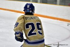 CIAC Ice Hockey; Focused on Newtown 7 vs. Mt. Everett 1 - Photo 757