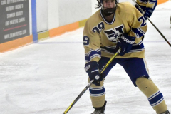 CIAC Ice Hockey; Focused on Newtown 7 vs. Mt. Everett 1 - Photo 775