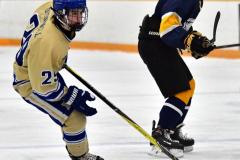 CIAC Ice Hockey; Focused on Newtown 7 vs. Mt. Everett 1 - Photo 913