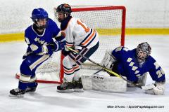 CIAC Ice Hockey; L.H.- H-K, Cogin. 8 vs Newtown 1 - Photo # (287)