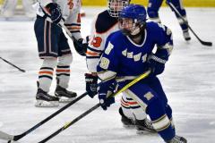 CIAC Ice Hockey; L.H.- H-K, Cogin. 8 vs Newtown 1 - Photo # (666)