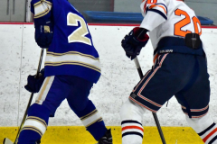 CIAC Ice Hockey; L.H.- H-K, Cogin. 8 vs Newtown 1 - Photo # (716)
