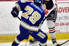 CIAC Ice Hockey; L.H.- H-K, Cogin. 8 vs Newtown 1 - Photo # (729)
