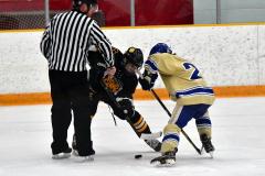 CIAC Ice Hockey; Newtown 2 vs. Daniel Hand 6 - Photo # 1209