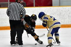 CIAC Ice Hockey; Newtown 2 vs. Daniel Hand 6 - Photo # 1210